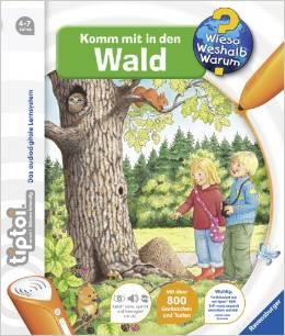 tiptoi Wald
