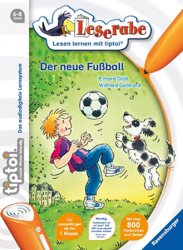 Leserabe Der neue Fußball
