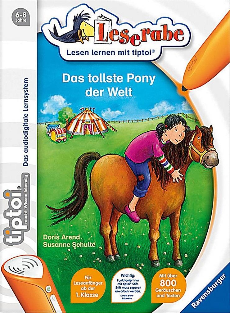 leserabe Das tollste Pony der Welt