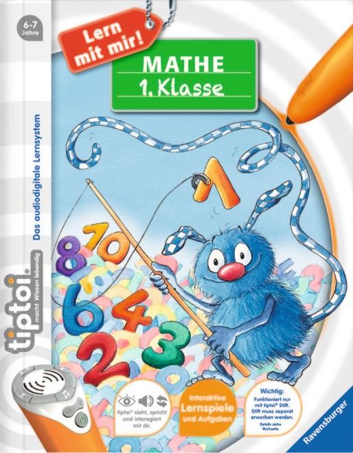 tiptoi Mathe 1. Klasse