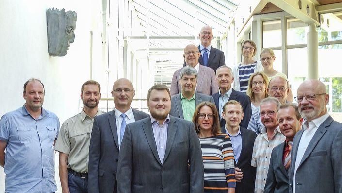 Energieteam Gruppenbild 2018