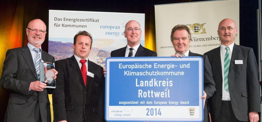 Auszeichungsveranstaltung 18.03.2014 in Kornwestheim