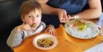 Vom Babybrei zum Familientisch