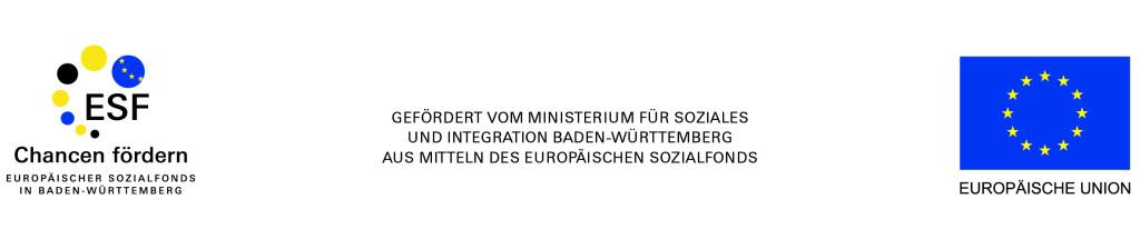 Logoreihe ESF